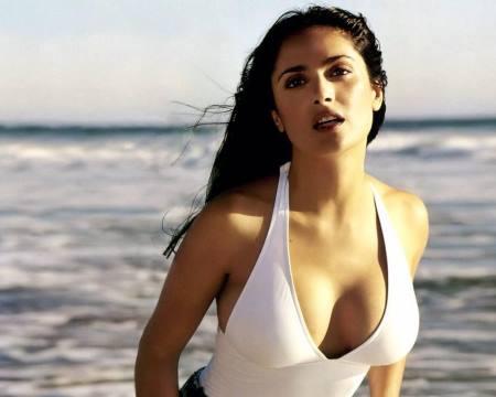 Sexiest Salma Hayek GIFs