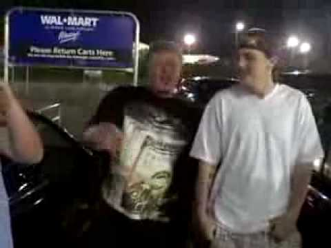 Video thumbnail for youtube video The Gang Of Walmart