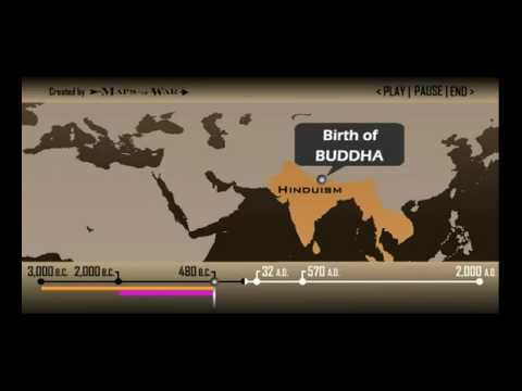 5000 Years Of Religion On Earth