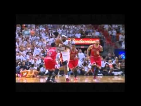 Video thumbnail for youtube video Lebron James Is A Flopper