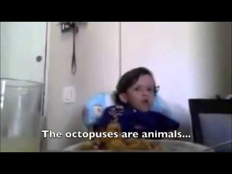 3 Year Old Beautifully Explains Why He Doesn't Eat Meat