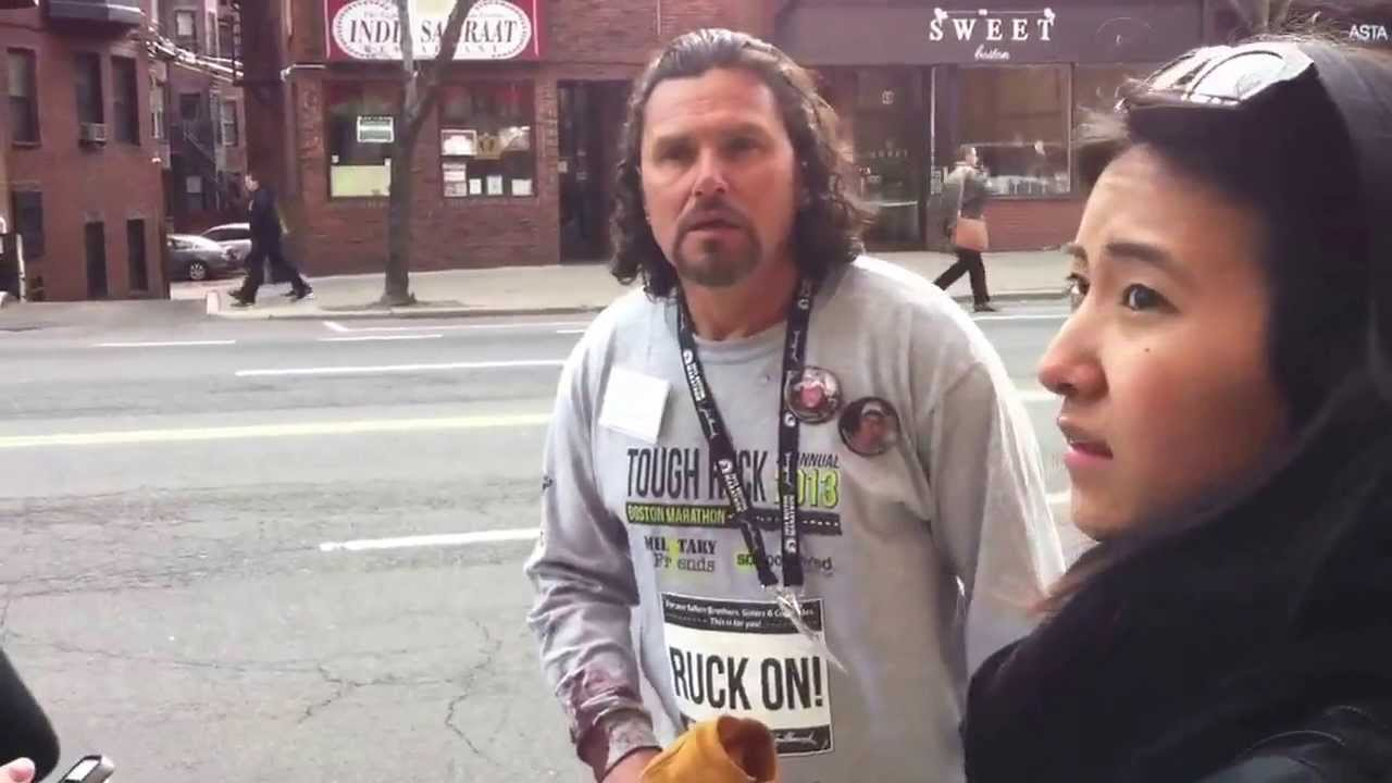 First Responder & Peace Activist Account Of The Boston Bombing