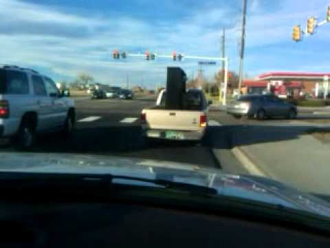 How Not To Transport A Piano