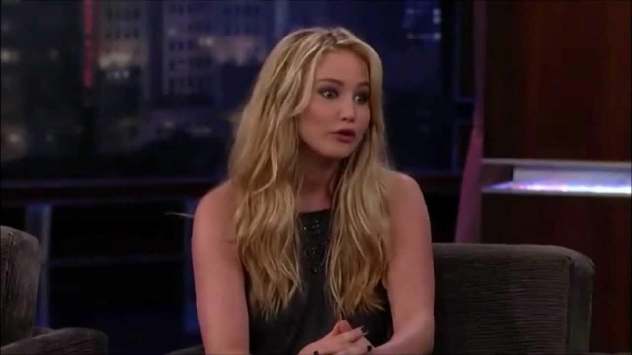 Jennifer Lawrence's Funniest Moments