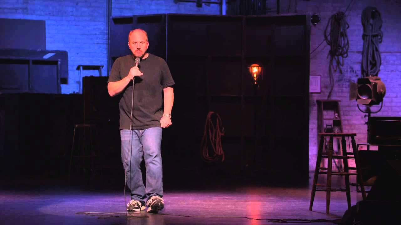 Louis CK On Getting High