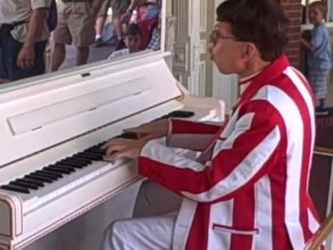 Meet Jim, The Epic Ragtime Piano Player