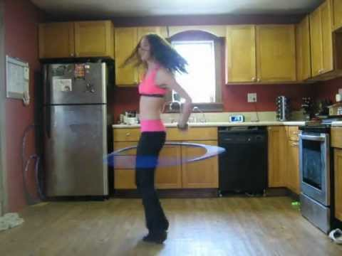 Ridiculous Hula Hoop Talent