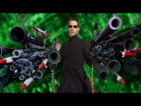 The Matrix, Retold By A 65 Year Old Mom