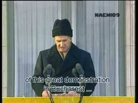 Video thumbnail for youtube video A Dictator's Final Speech