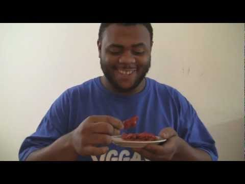 Video thumbnail for youtube video Black Guy Versus 3 Ghost Peppers