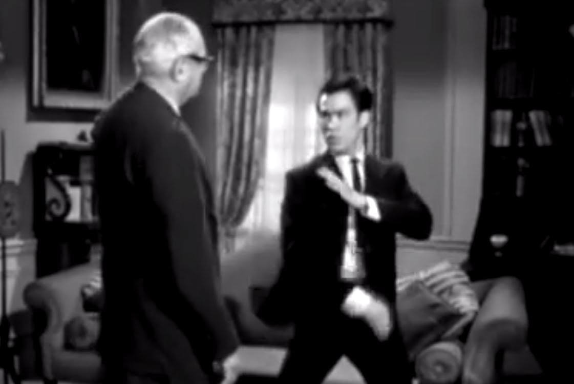 Bruce Lee's Amazing Screen Test