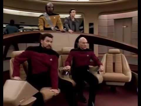 Deshaking Star Trek