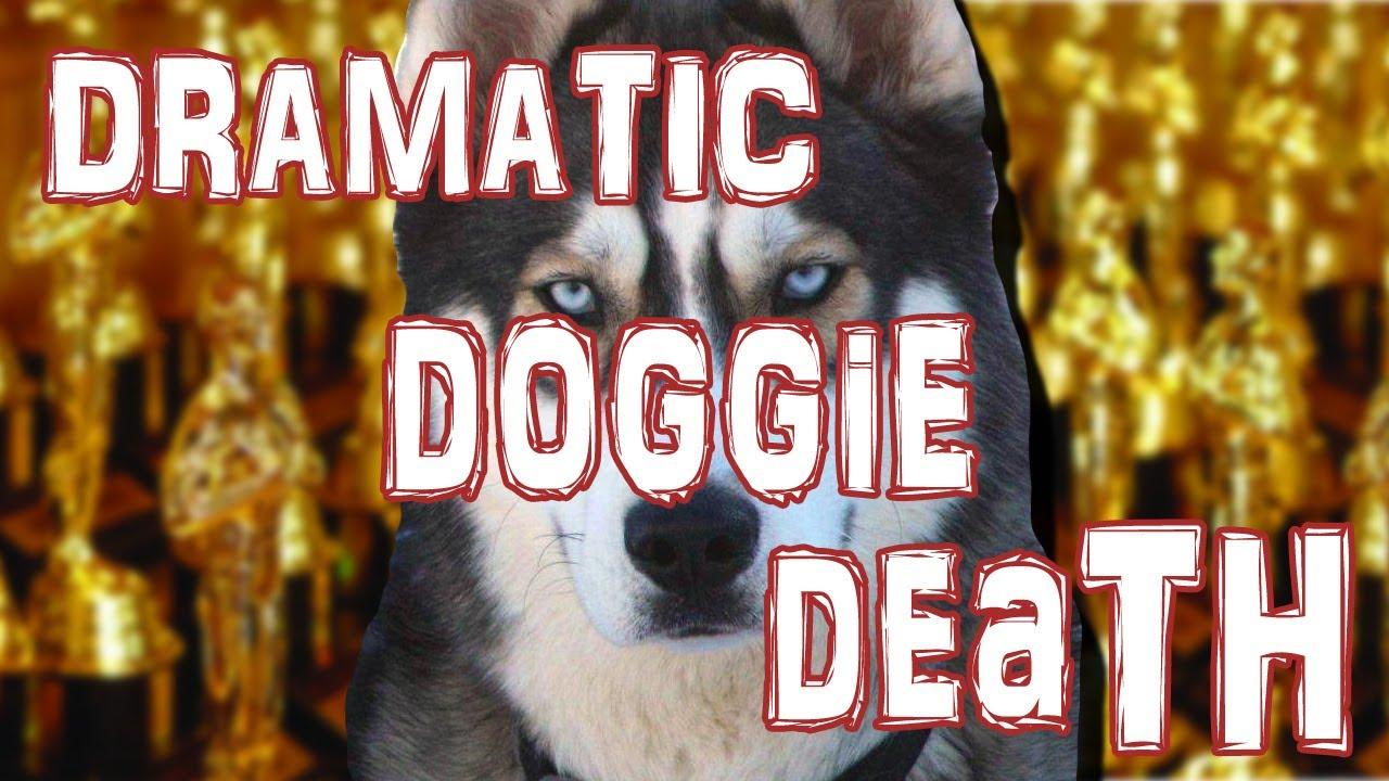 Dramatic Doggie Death