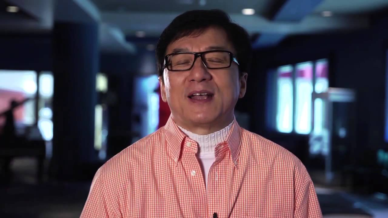 Jackie Chan Talks About Getting Hit By Bruce Lee