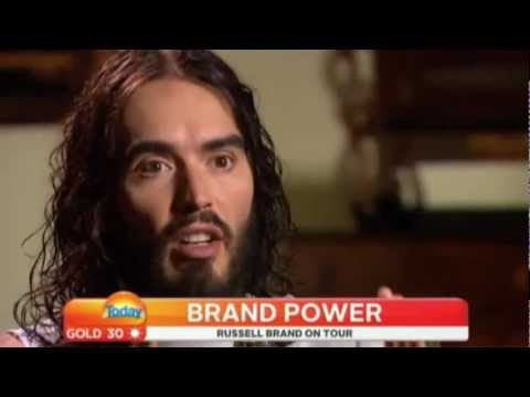 Video thumbnail for youtube video Russell Brand Will Blow Your Mind