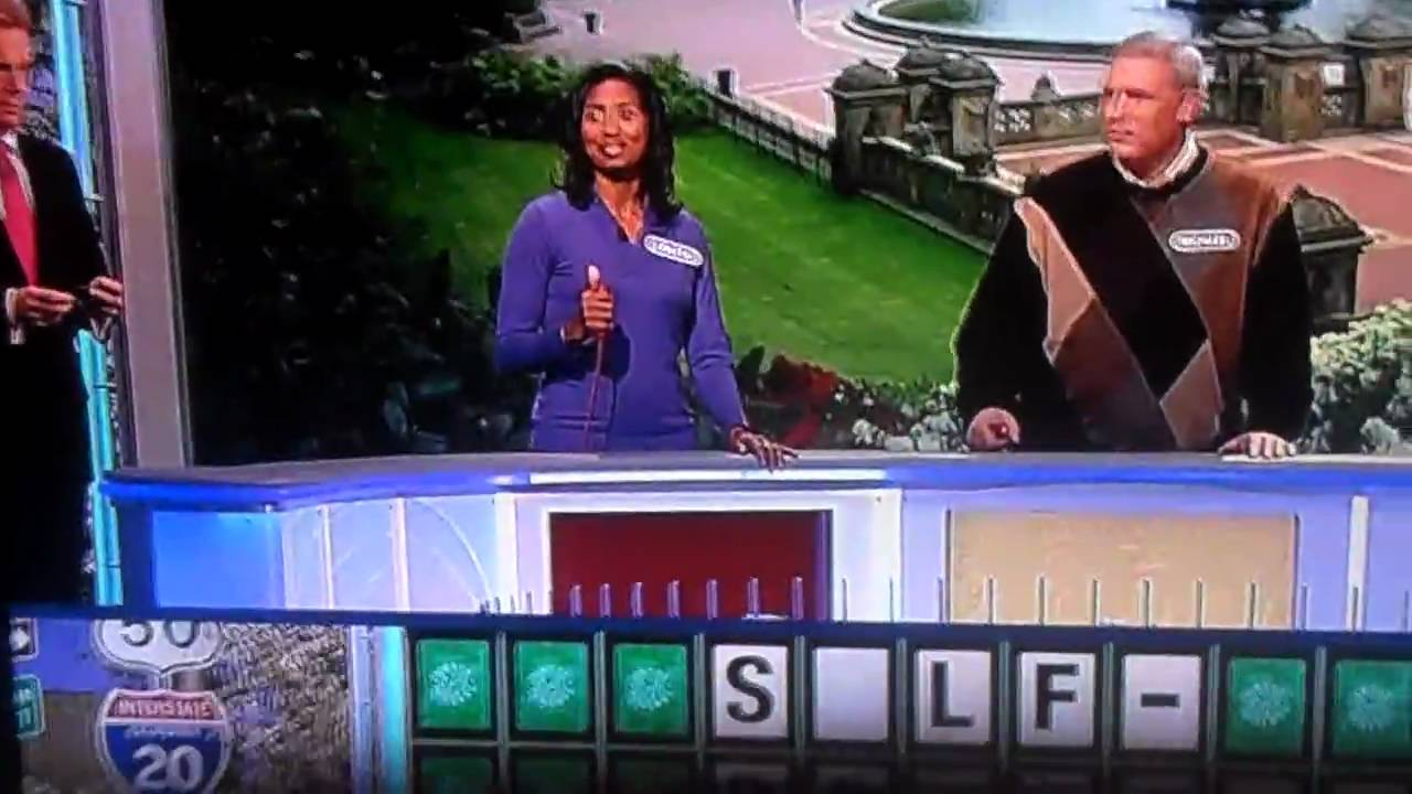 Second Worst Wheel Of Fortune Answer Ever