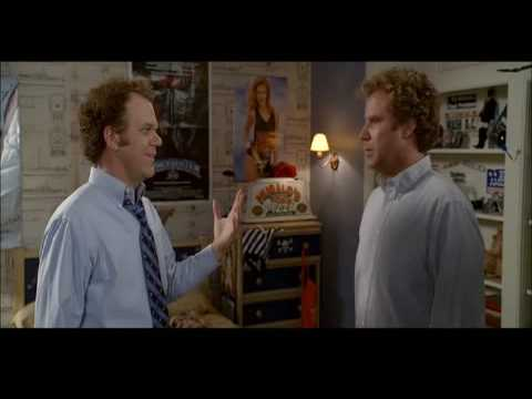 The Hilarious Bloopers Reel From Step Brothers