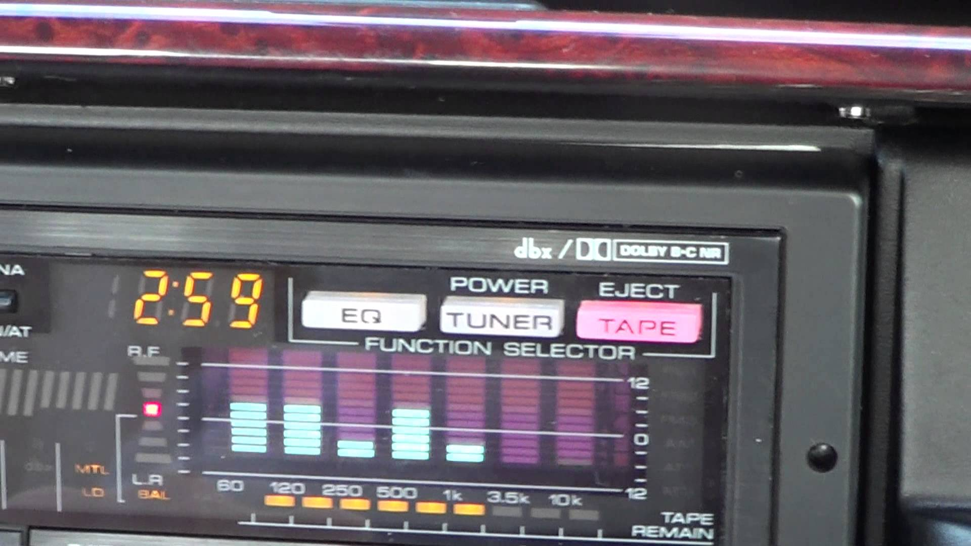 The Most Advanced Cassette Tape Player Ever