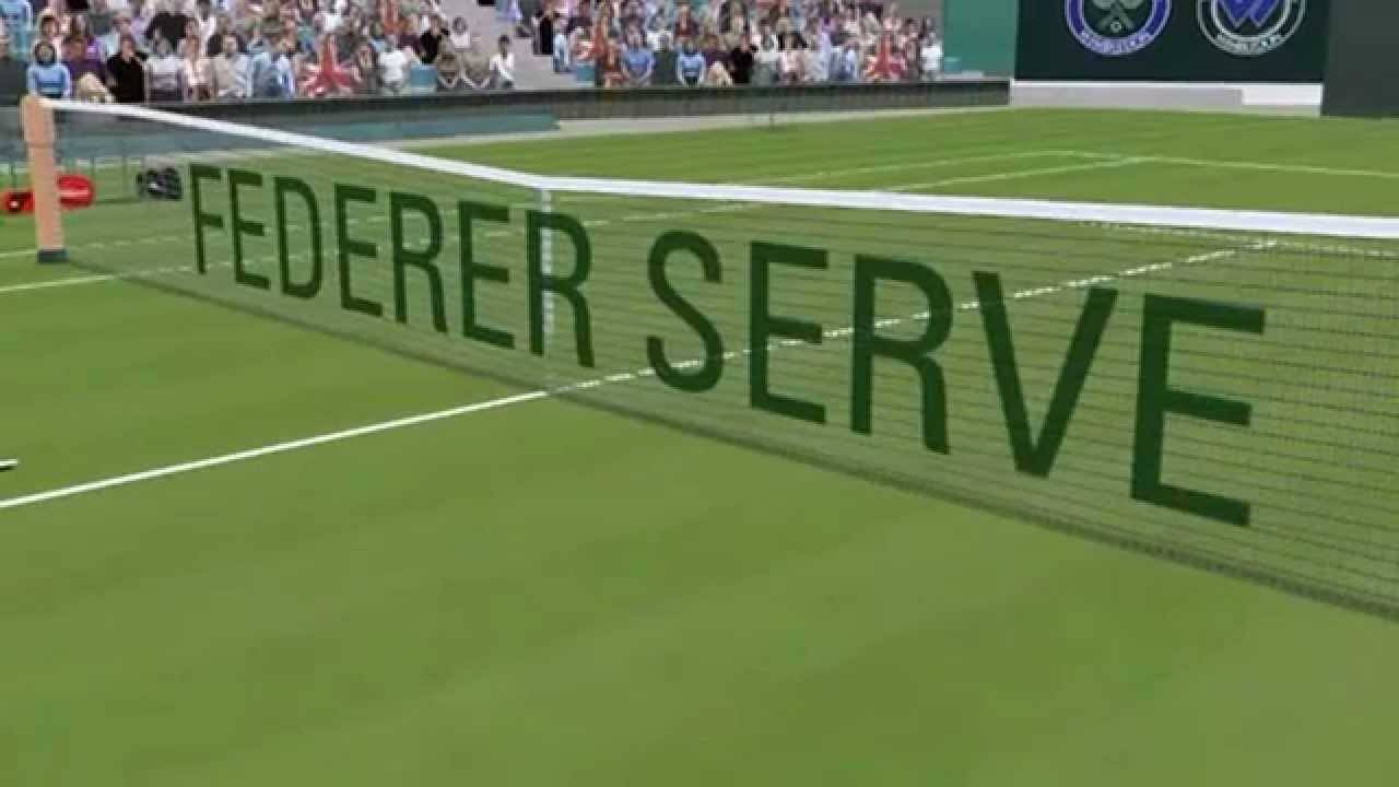 The Phenomenal Disguise Of Roger Federer's Serve