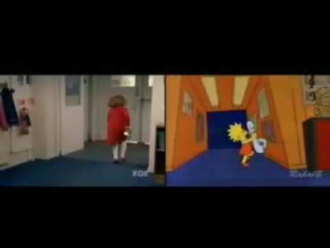 Video thumbnail for youtube video A Real Life Simpsons Introduction