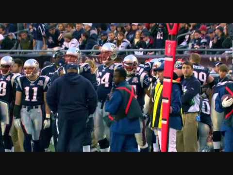 Bill Belichick Let's His Team Have It