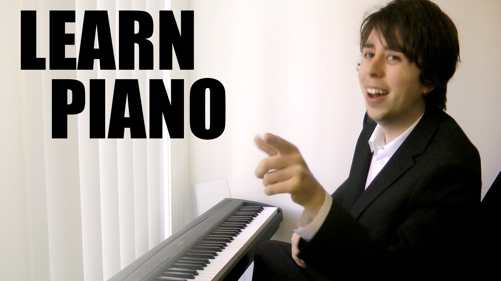 How To Fake Play The Piano