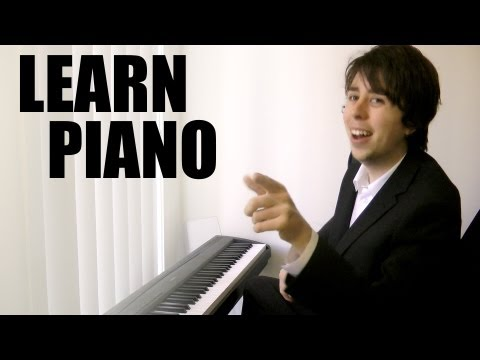 Video thumbnail for youtube video How To Fake Play The Piano