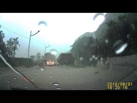 Video thumbnail for youtube video One Very Close Call With One Very Large Boulder – PBH2