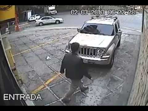 Robbery Goes Very Wrong In Venezuela