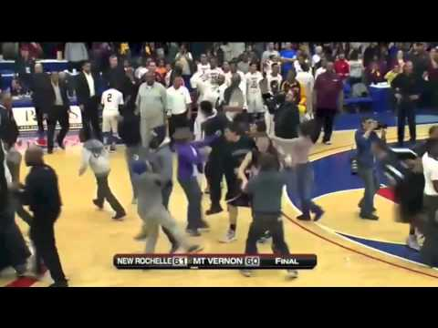 The Most Amazing Basketball Buzzer Beater Ever