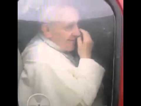 Video thumbnail for youtube video The Pope Eats His Own Boogers