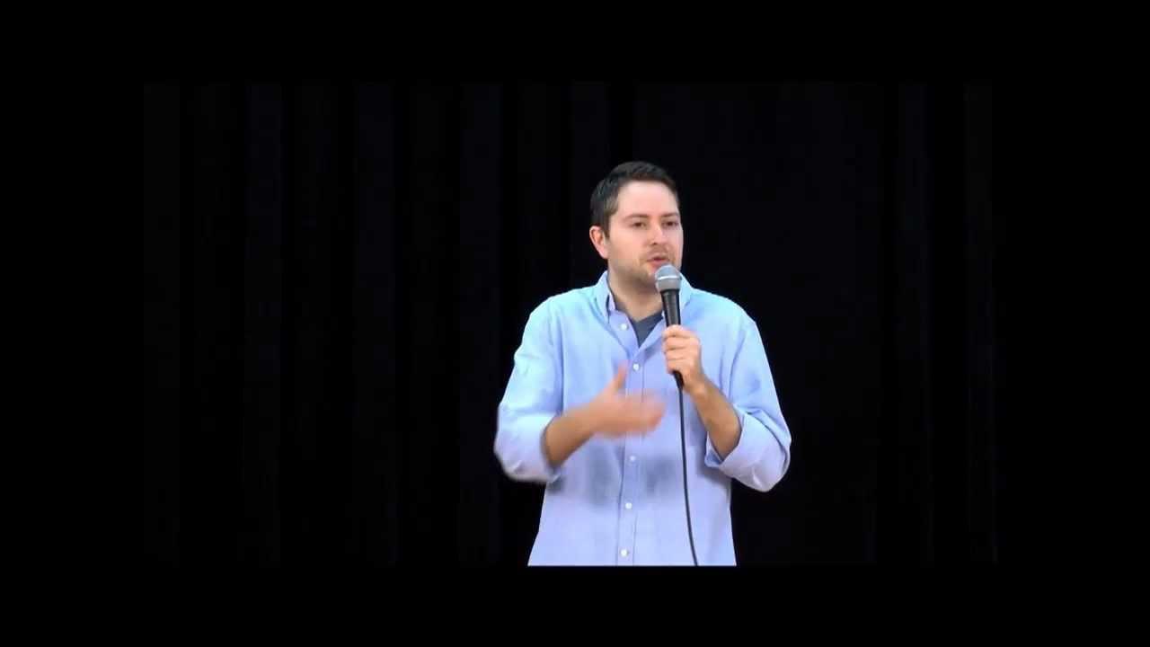 The Vegan Comedian