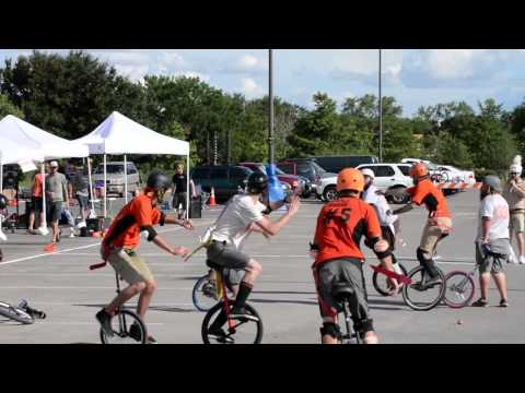 Video thumbnail for youtube video Unicycle Football – PBH2