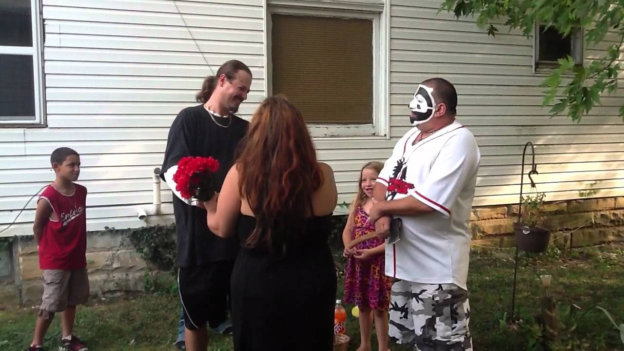 A Juggalo Wedding
