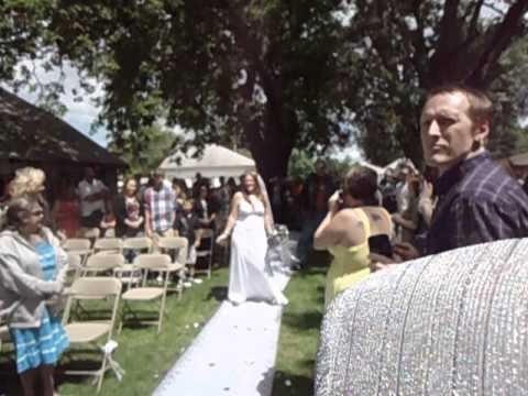 A Ridiculous Redneck Wedding