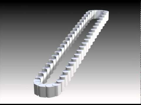 Amazing New Escalator Design