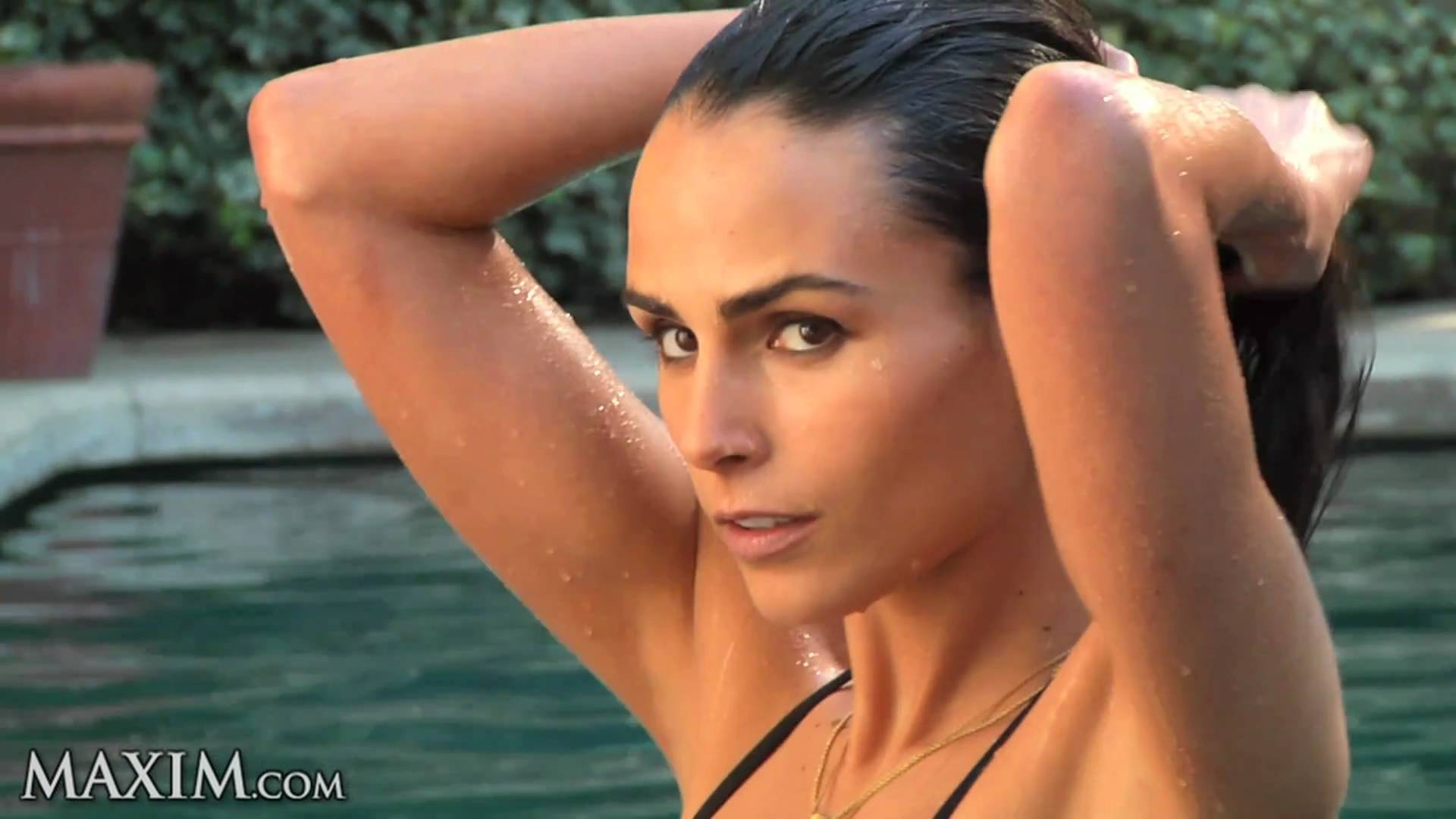 Jordana Brewster's Really Hot Maxim Photoshoot