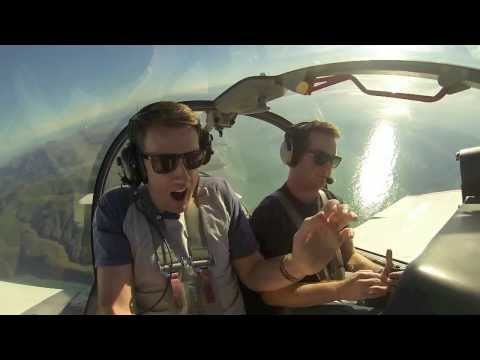 Video thumbnail for youtube video Aerobatics With Someone Scared Of Flying