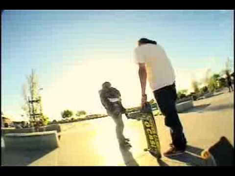 Video thumbnail for youtube video Kid's Mom Punches Skater