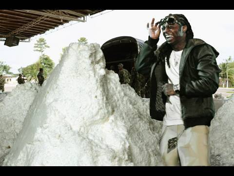 Lil Wayne To Use All The Drugs In Mexico