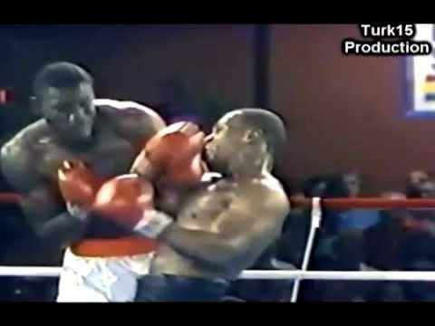 Mike Tyson's Amazing Hook & Uppercut Combination