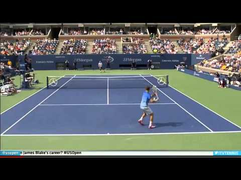 Video thumbnail for youtube video Nadal Hit's An Unbelievable Shot