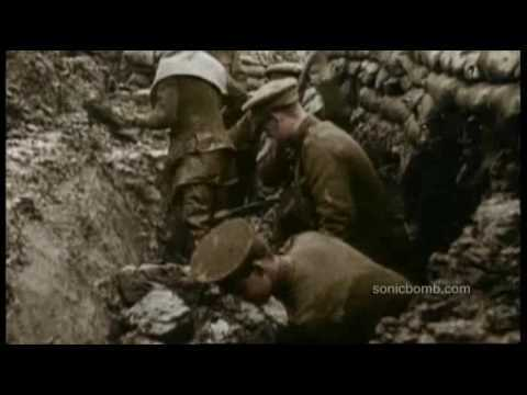 Amazing Colorized Footage Of World War 1