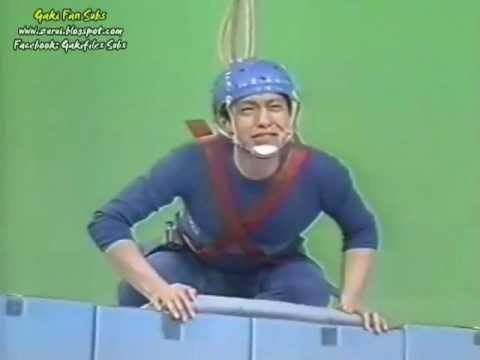 An Intensely Awesome Japanese Game Show