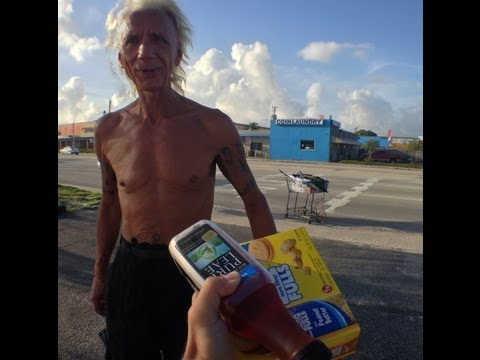 Video thumbnail for youtube video Extreme Couponing To Feed The Homeless