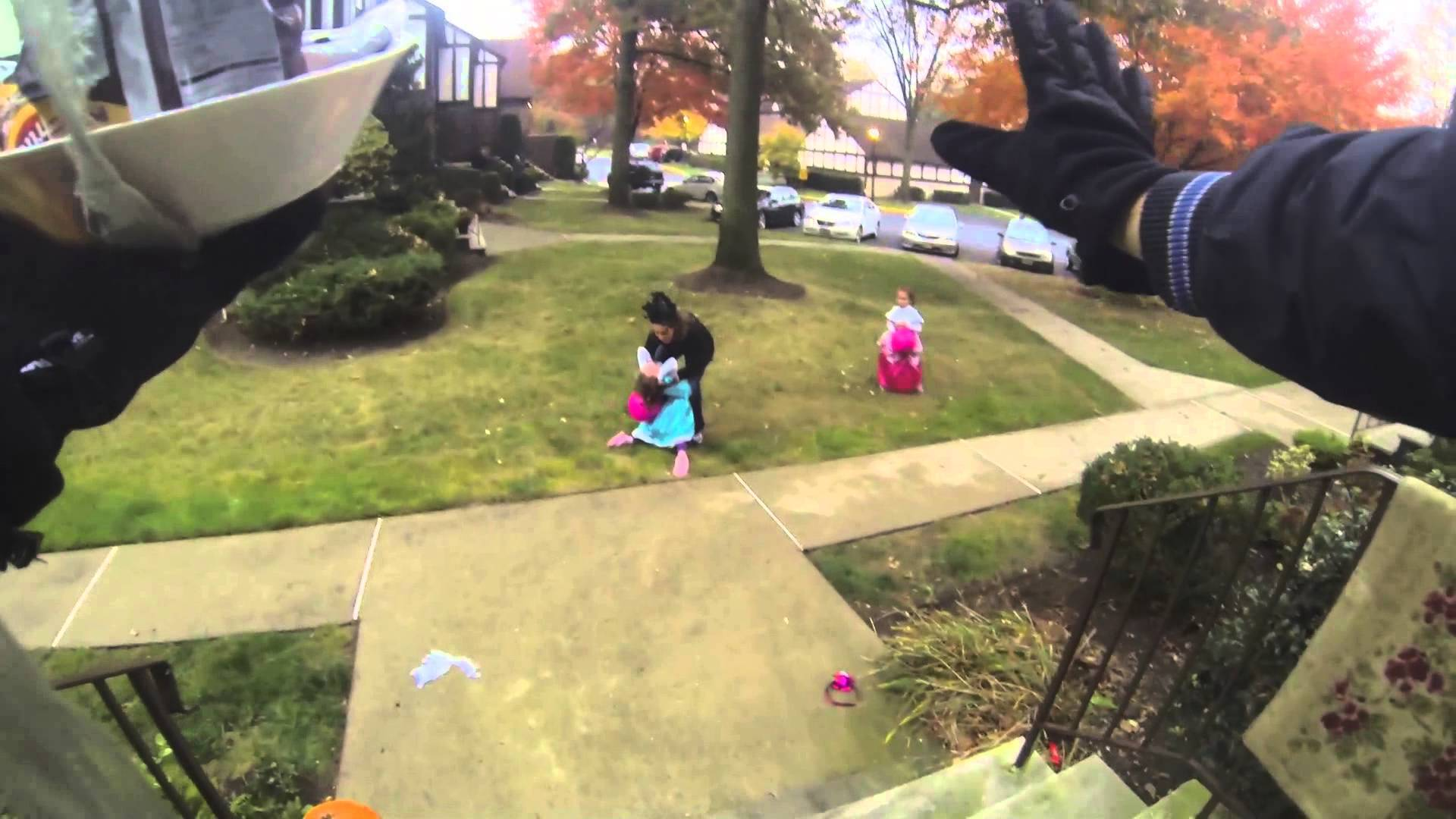 Video thumbnail for youtube video Making Kids Cry On Halloween
