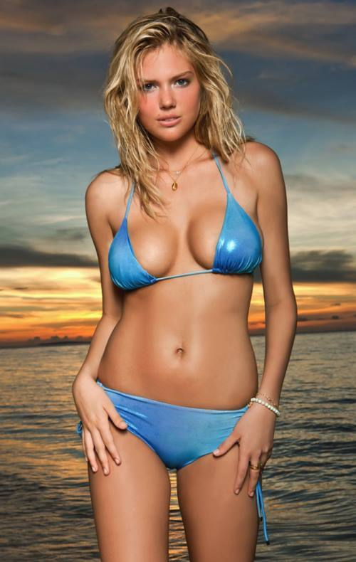 Young Kate Upton