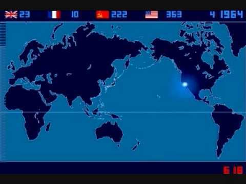 53 Years Of Nuclear Weapons Testing