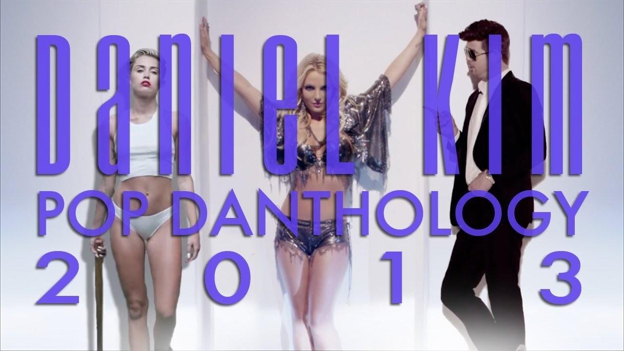 Amazing Mash Up Of 2013′s Biggest Pop Songs