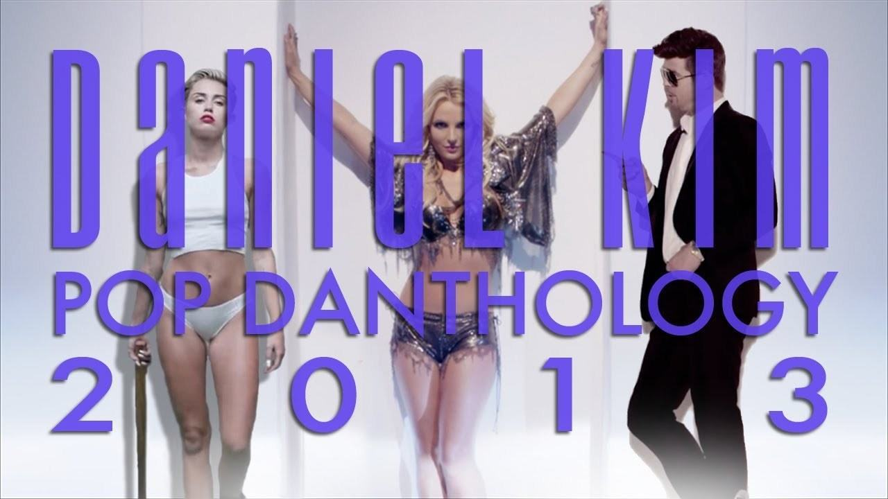 Video thumbnail for youtube video Amazing Mash Up Of 2013's Biggest Pop Songs
